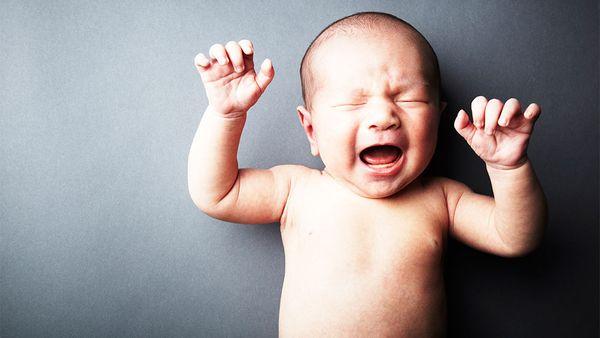 baby muscle pain shingles